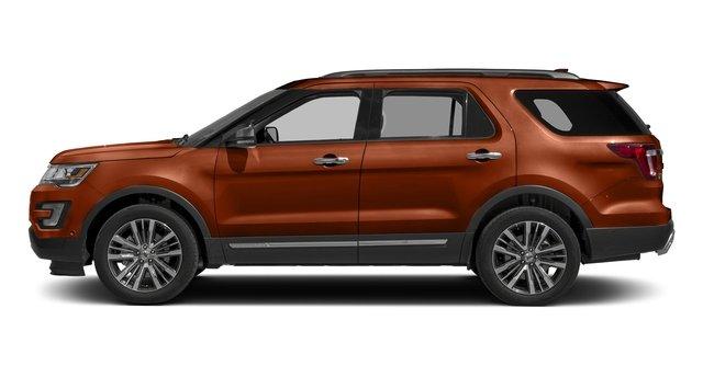 Costco Auto 2017 Ford Explorer Platinum 4WD