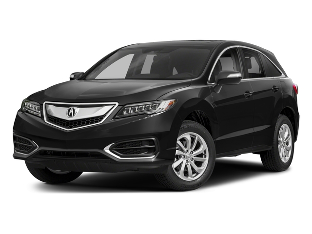 recommended 2018 acura rdx awd w technology acurawatch. Black Bedroom Furniture Sets. Home Design Ideas