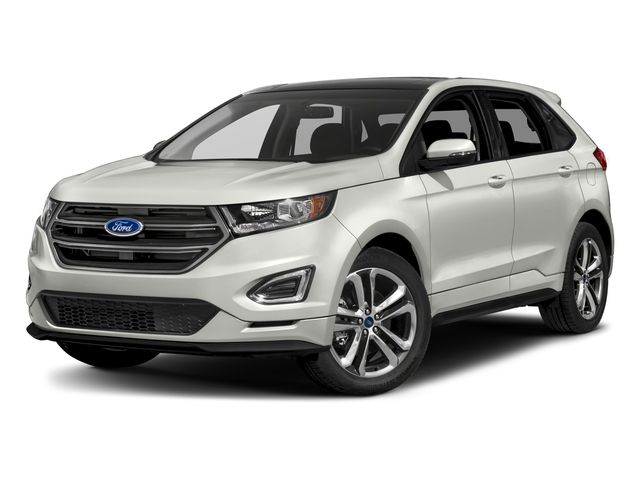 Year  Make Ford Model Edge