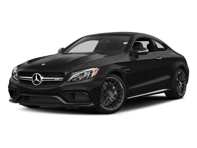 2018 Mercedes-Benz C-Class AMG C 63 Coupe lease $1069 Mo ...