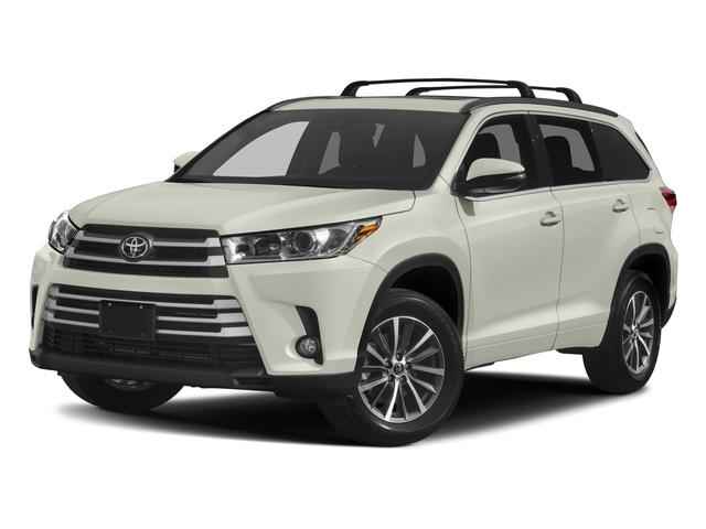 Toyota Highlander Lease >> 2018 Toyota Highlander Xle V6 Awd Lease 369 0 Down Available