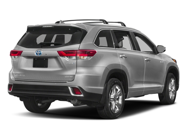 toyota highlander hybrid limited platinum  awd lease